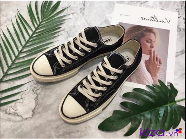 Giày converse 1970s đen cổ thấp