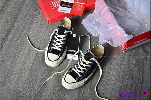 Giày 1970s đen rep