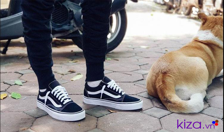 Giày vans nam Old Skool