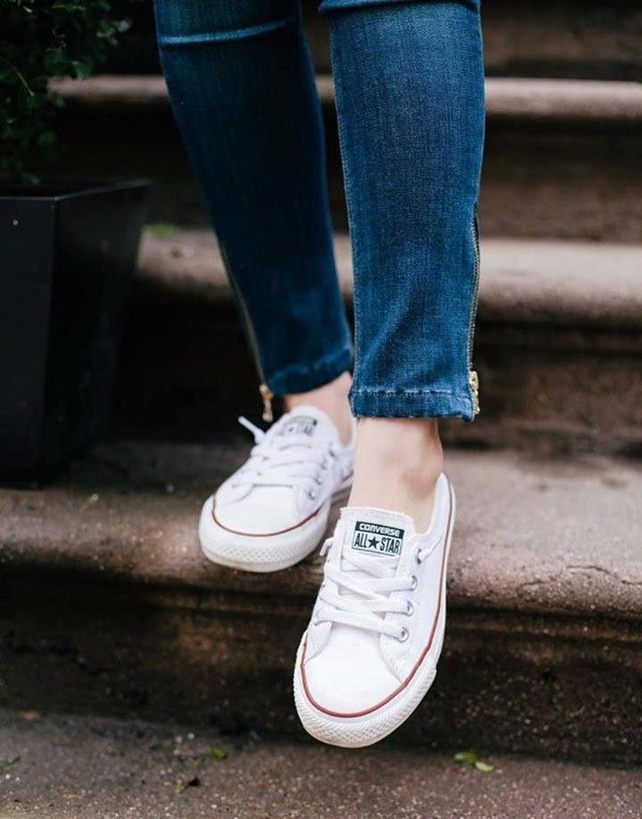 giày converse nam màu trắng cổ thấp