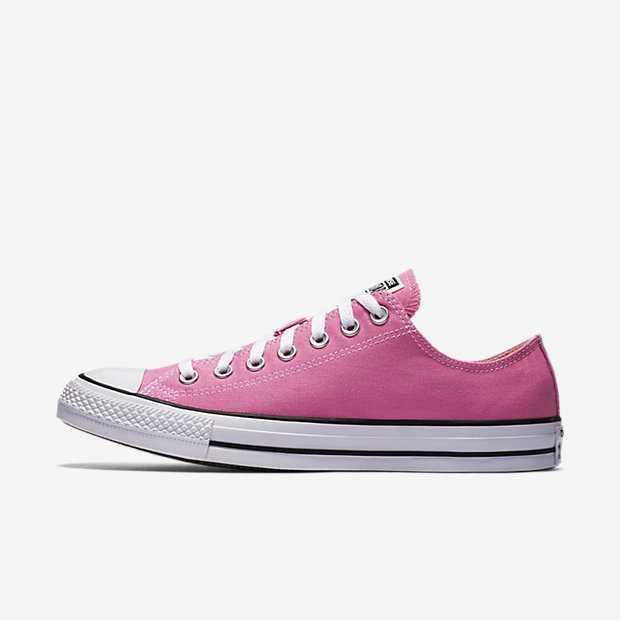 Giày Converse Classic Thấp Cổ Màu hồng 2
