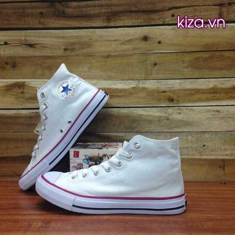giay converse classic cao co mau trắng 001