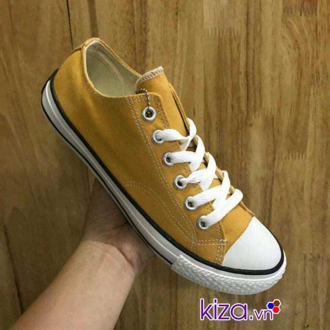 Giày Converse Classic Thấp Cổ Màu Đen