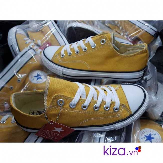 Giày Converse Classic thấp cổ màu đen 2