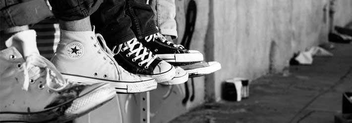Giày converse giá rẻ tại Phú Yên