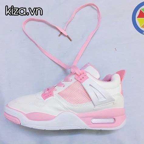 giày nike jordan trắng hồng 002