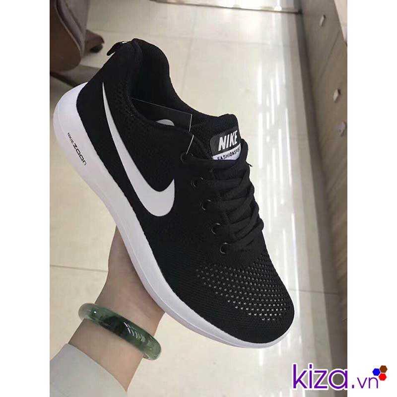 Giày Nike Zoom màu đen 6