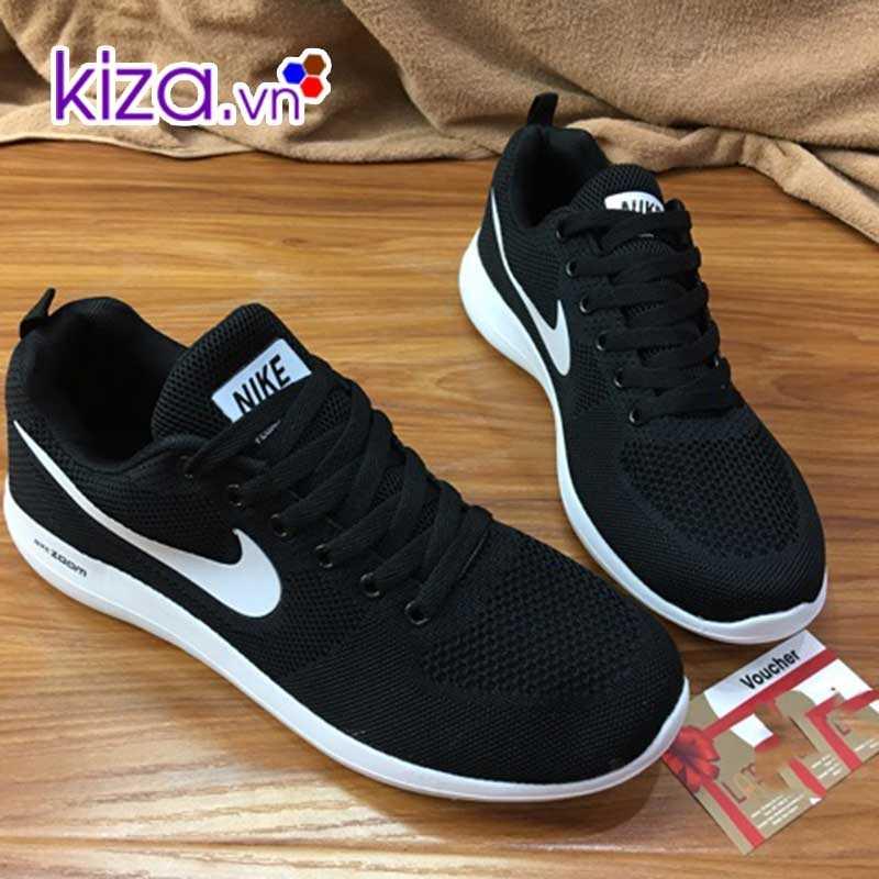 Giày Nike Zoom màu đen 5