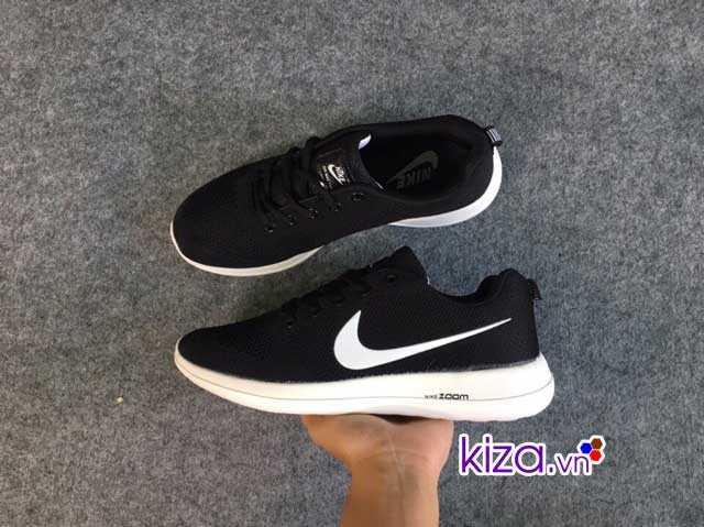 Giày Nike Zoom màu đen 656 giá rẻ
