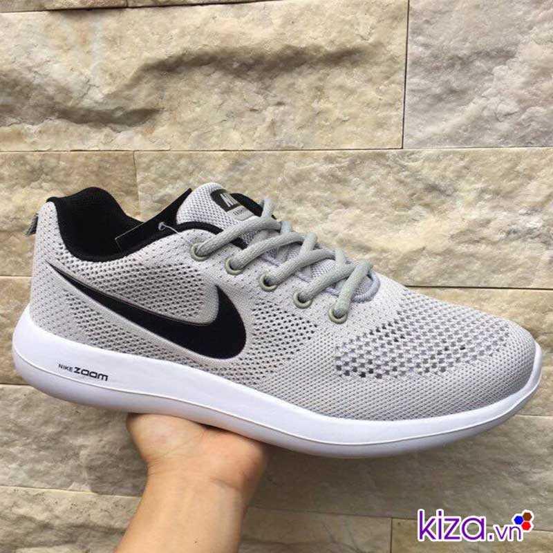 Giày Nike Zoom màu xám 8