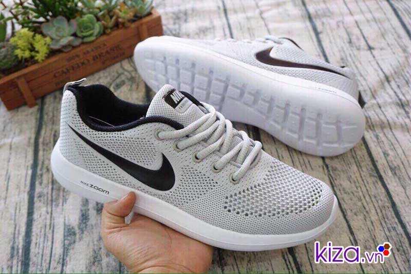 Giày Nike Zoom màu xám 3