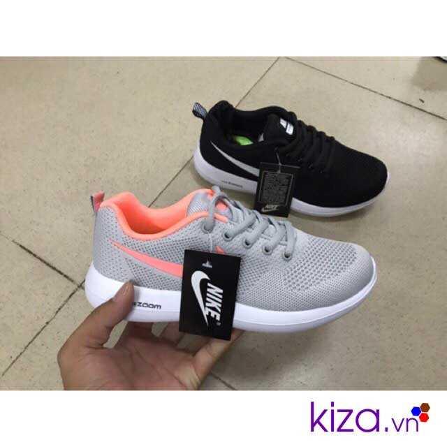 Giày Nike Zoom phối màu xám cam giá rẻ 005