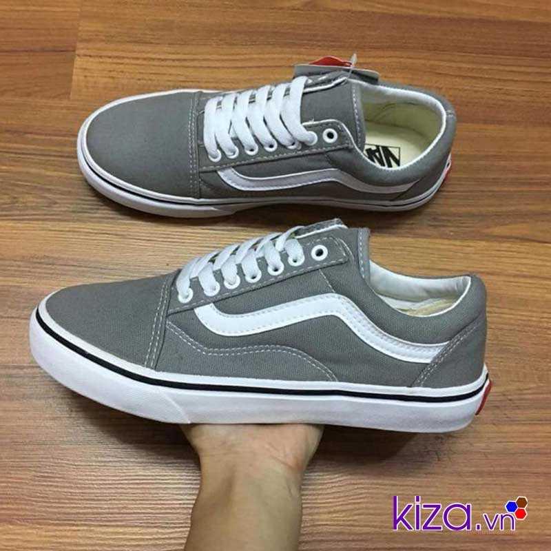 Giày Vans Old Skool màu xám 003